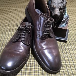 To Boot Size 12 Tobacco Brown Men Lace Up